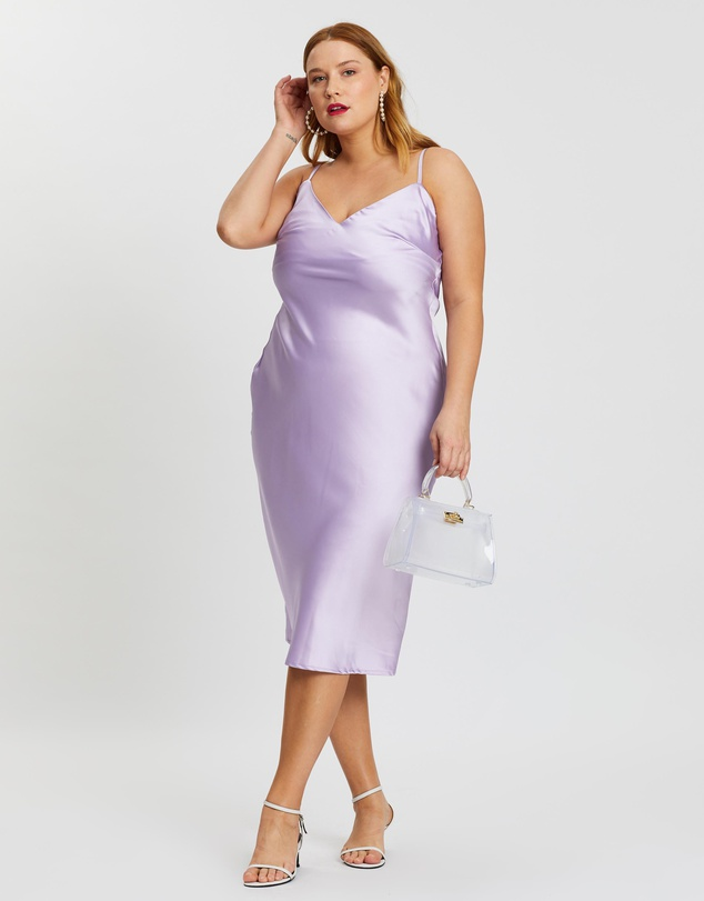 Sally Slip Dress by Mika Muse