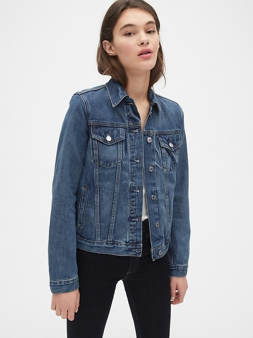 THE ICON DENIM JACKET