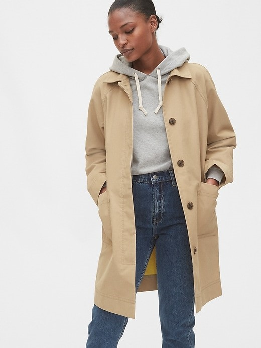 THE MAC COAT
