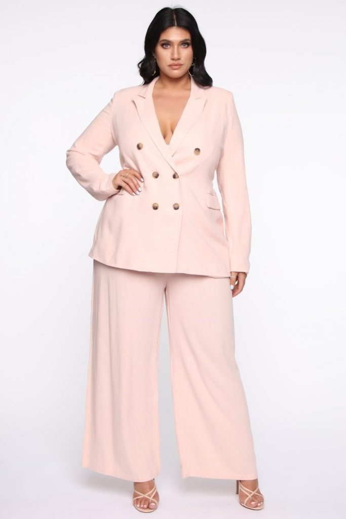 THE SWEET HUSTLE SUIT SET IN MAUVE