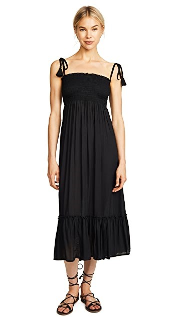 THE COOLCHANGE PIPER SOLID DRESS