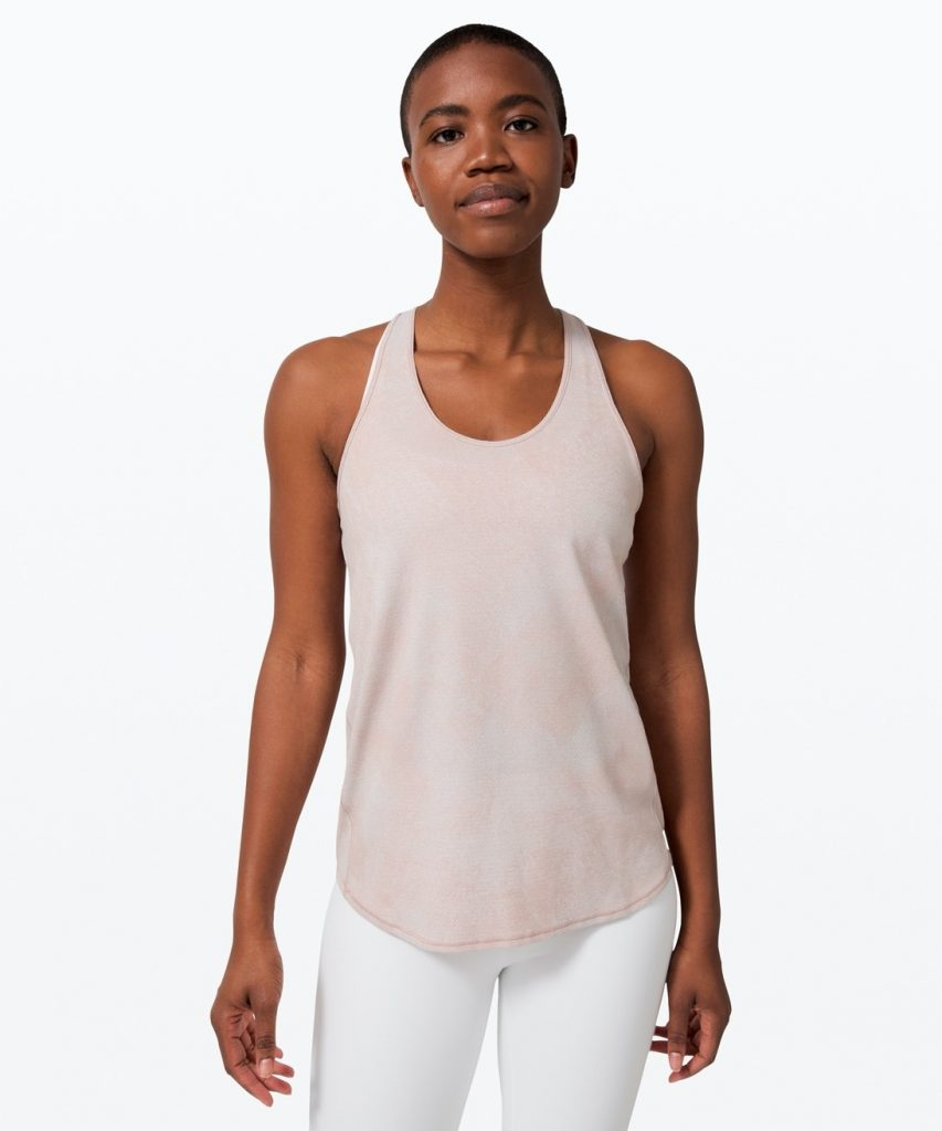 THE ESSENTIAL TANK PLEATED