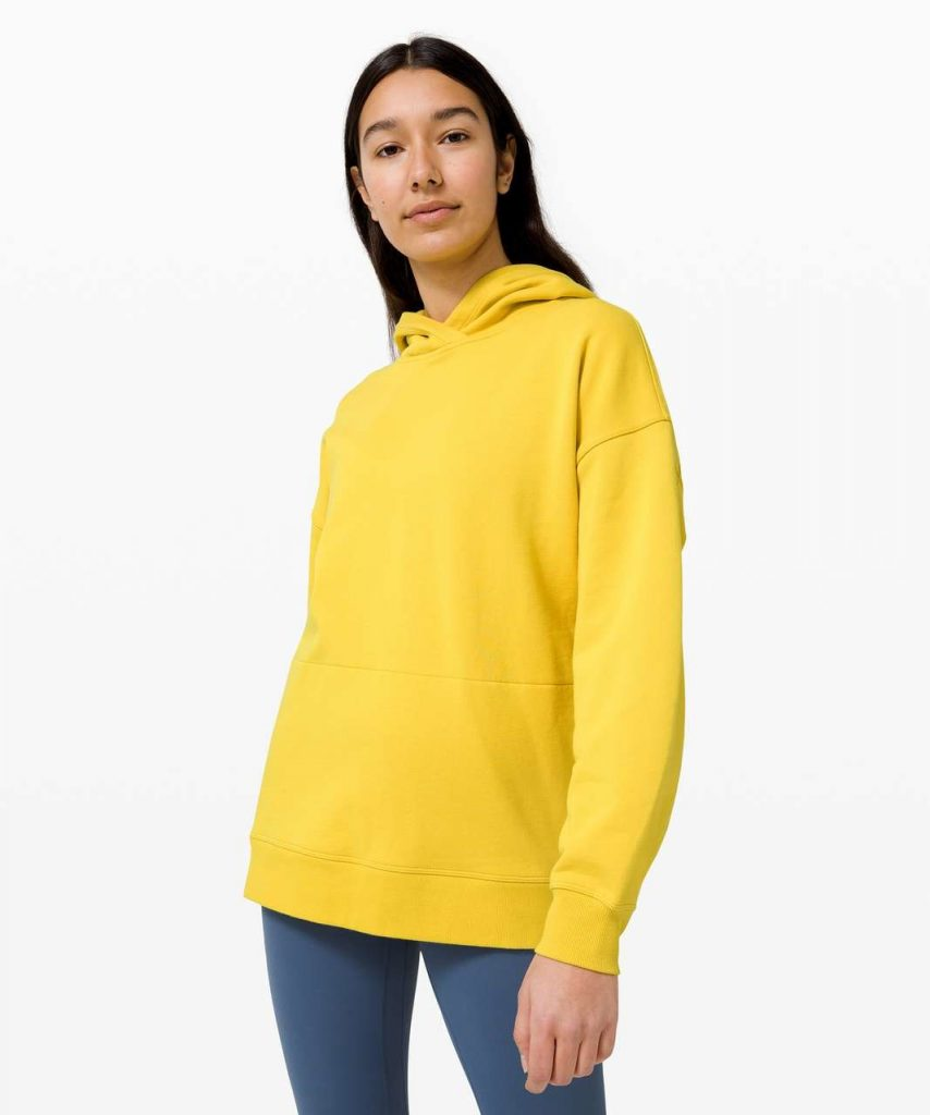THE PERFECTLY OVERSIZED HOODIE