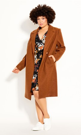 THE EFFORTLESSLY CHIC COAT