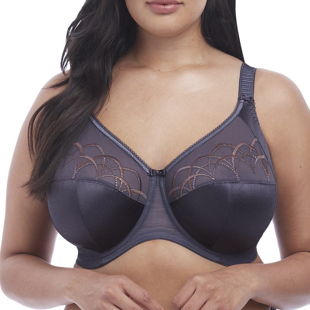 THE ELOMI CATE SIDE SUPPORT BRA
