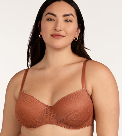 THE EVERYDAY LACE T-SHIRT BRA